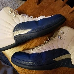 Jordan Xll(12) French Blue Size 12